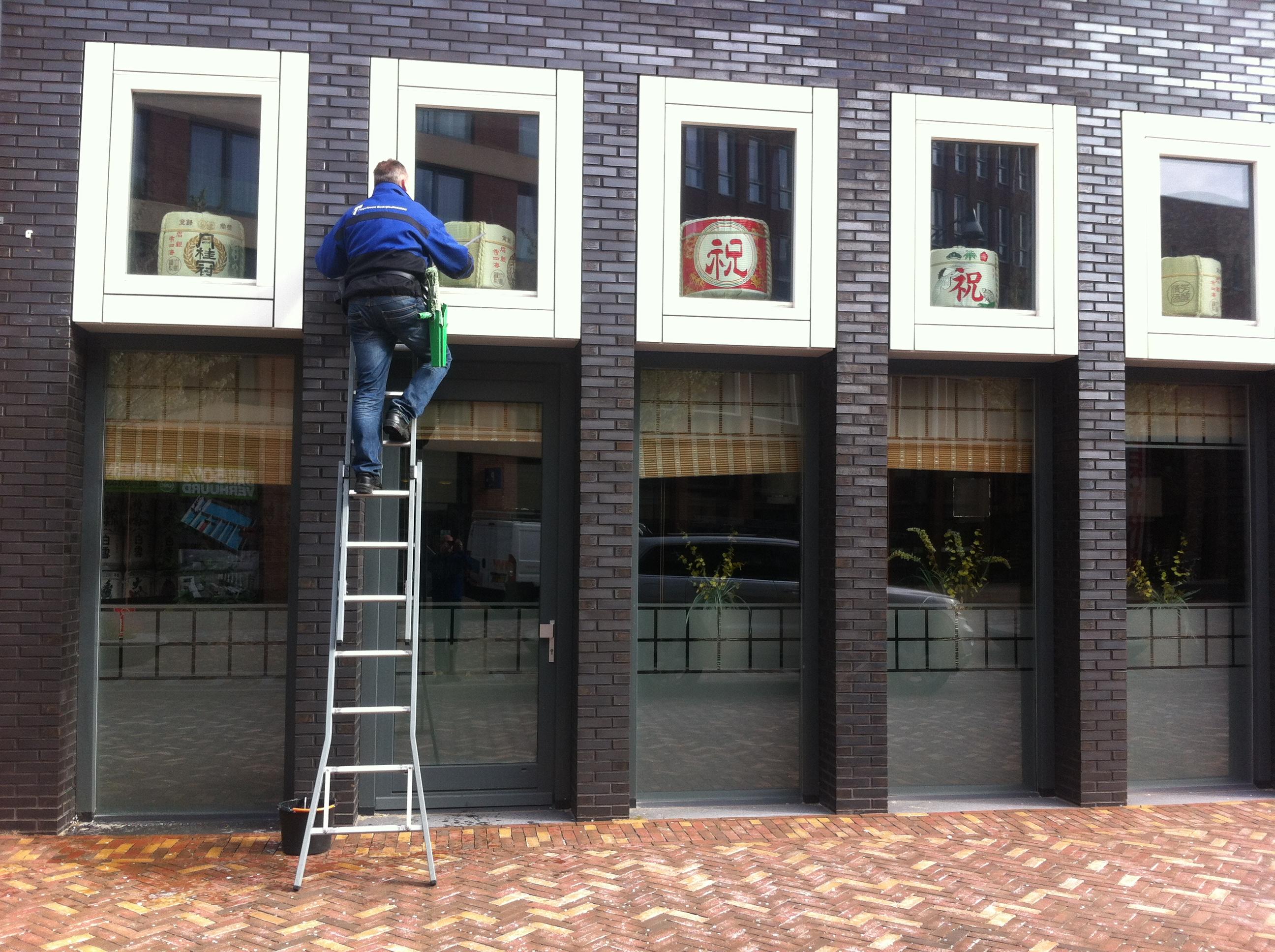 Ramen wassen Veenendaal